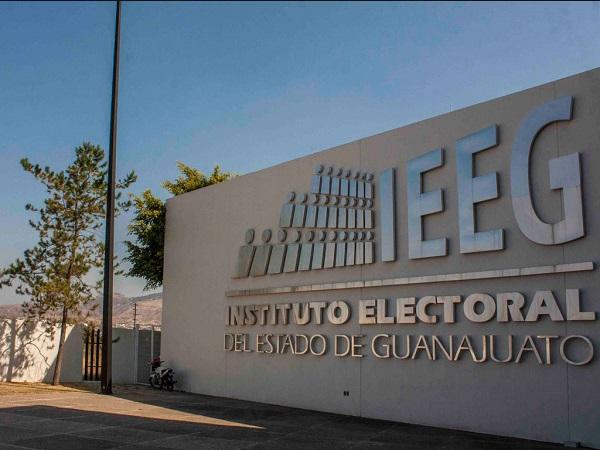 Instituto Electorial del Estado de Guanajuato